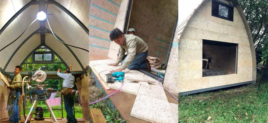 中菱建材-DIACRETE 鑽泥板NG品重生