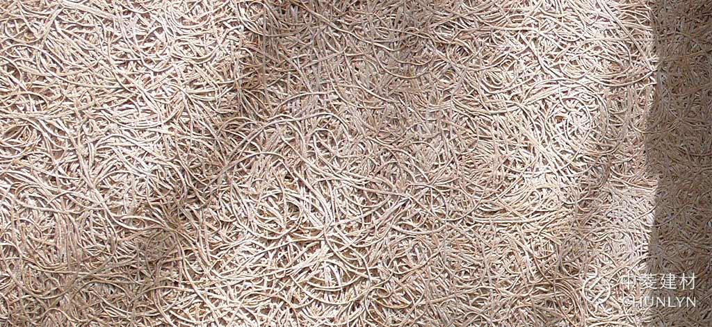 木絲水泥板常被用於隔熱與吸音工程,自1960年代起普遍流行於歐洲,台灣的鑽泥板也生產超過半世紀。
