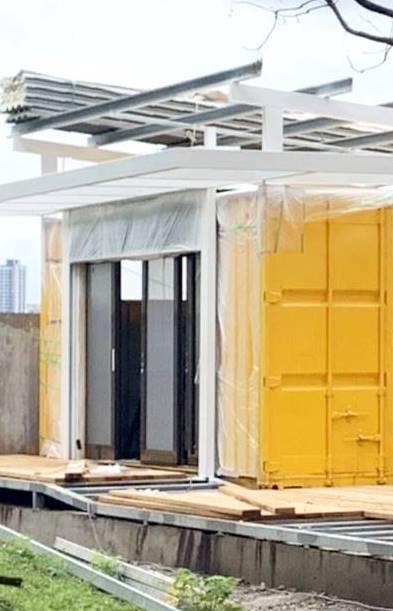 買貨櫃屋前必懂!空間設計與建材挑選4觀念,克服貨櫃屋缺點