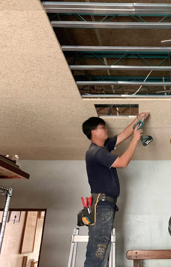 17坪頂樓改造變涼快!45年老透天厝,屋頂隔熱裝修心得